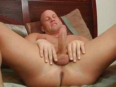 Randy fella Masturbates & Plays With monstrous marital-device