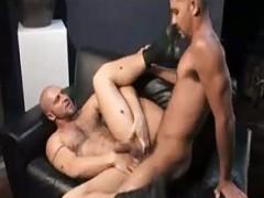 strong gay mans a-hole slamming