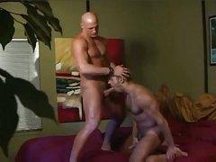 beefy homosexual boys plowing