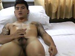 Thai Magazine Model Jack Off