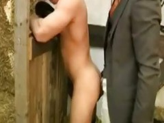 violent homosexual chaps hammering