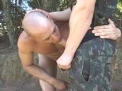 nakedback Combat