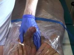 twink Mummie In Plastic Foil