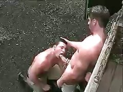 beautiful gay twinks Outdoor poke