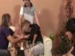 Abuelo's Xxxmas orgy
