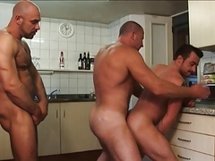 guys At Work 3 lovely And Sweaty Scene 3