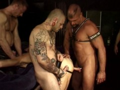 hairy obscene Raunchy Pigs 2