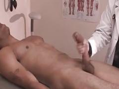 lustful gay twinks receives wankd By Doc