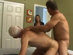 mature MMF ambi-sexualual  3some