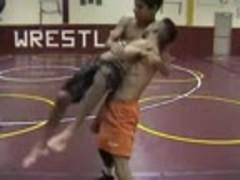 UIW Wrestling Orlando Vs Tommy & webcamel
