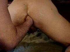 A sleazy booty