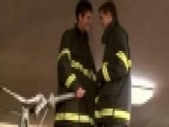 kinky Firefighter boys