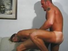 naughty gay 3some banging