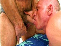 hairy raw daddies