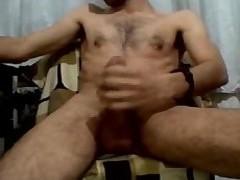 Turkish Straight boy wank