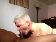 sucking dark dick