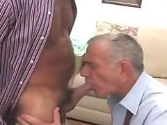 Two daddies Having fun