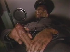 Vintage Porn John Davenport blow job-stimulation On A Bus.