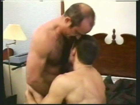 hairy daddy pounding A Policeman