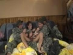 Army gangpoke