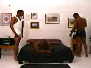 black raw 3some