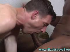 Tw-nk big black dick sucking