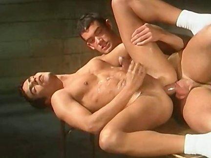 Rafael Carreras And Dc Chandler Flip Flop