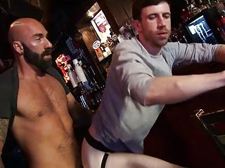 bangingyeah - Bearded banging At Tthellos chab Bar