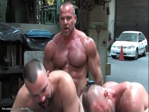 rock hard Muscle Mechanic