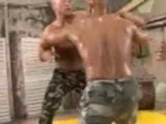 Wrestlehard - Millitary Wrestling