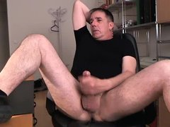 At the edge of ejaculation