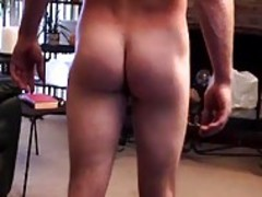 Buff dude Jerks greetingss dude cock And loves It