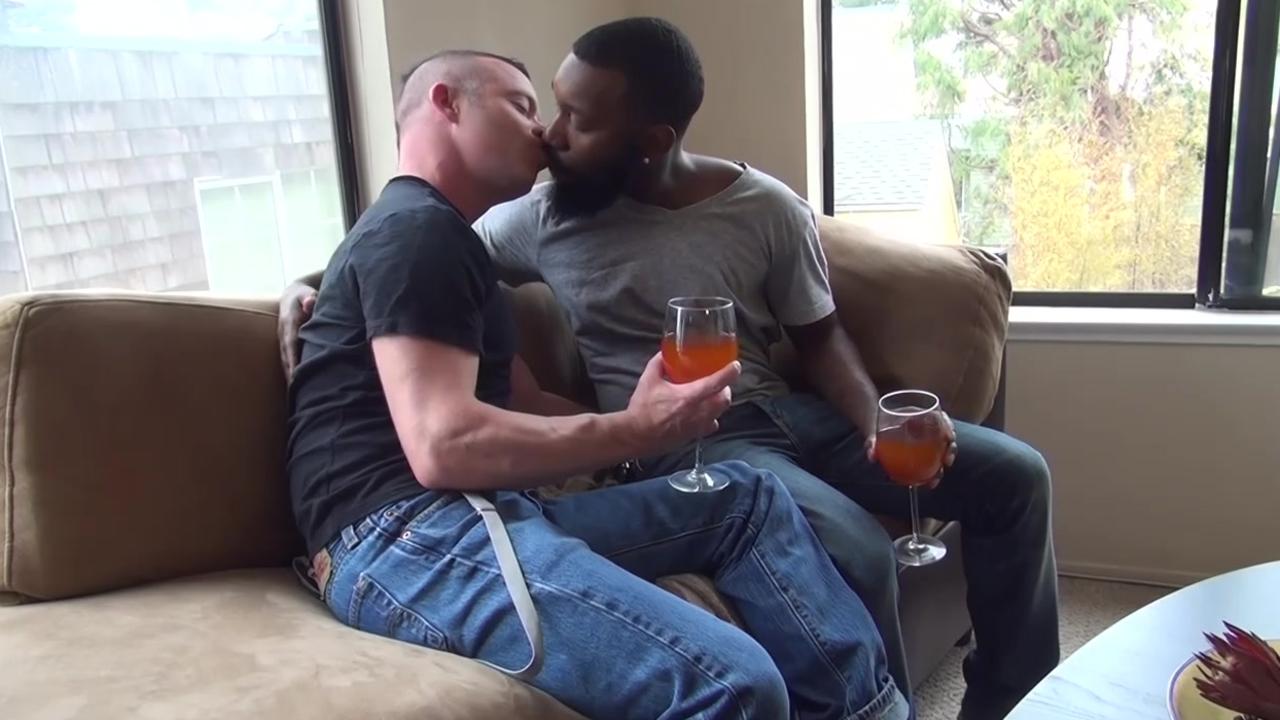 Interracial pooperhole  Sex - Factory episode