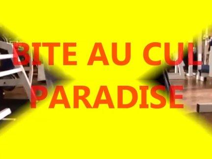 BITE AU CUL PARADISE