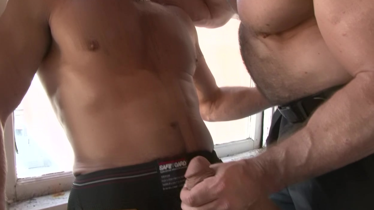 enormous Muscles To poke With - Factory video