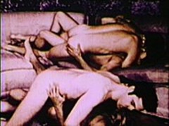 sleazy perfect Sex Tape From old movie Collection
