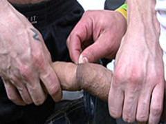 Alex Bresh And Nicklas Yates In Hard bang Session