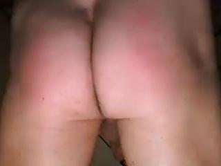 Exhibitionist ass