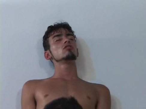 gay Latino dudes ass pound