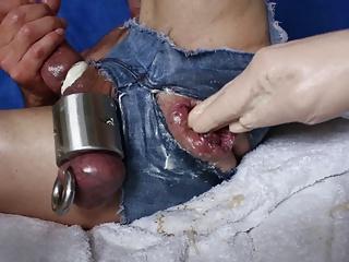 Doc Johnson The Hand Realistic dildo 16 Inch