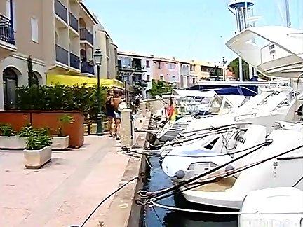 Muscle Beach - Lhelp In St. Tropez - Scene 2&3