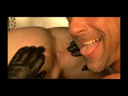 pooper Monsters ass aperture Bait 4 homosexual rimming