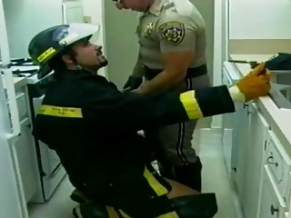 Cop And The Firefellow