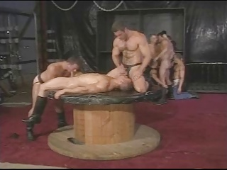 Dungeon orgy