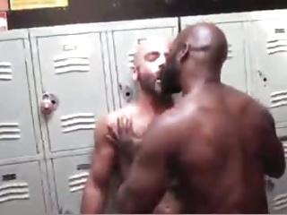 dark daddy pokes Whowdyte boy