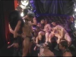 Demon orgy