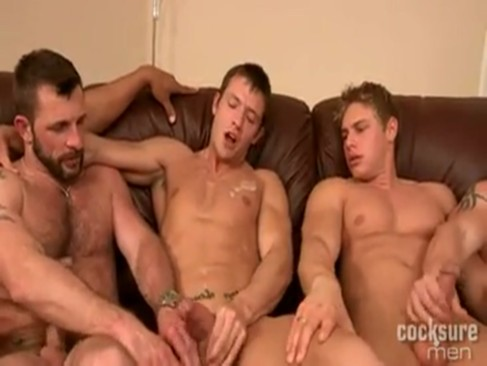 The Engagement Part 2: The orgy