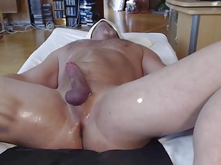 Me Edge Tease Milk Hung fellow - Post love juice Tease