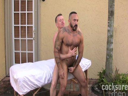 Alessio Romero And Jay Conrad