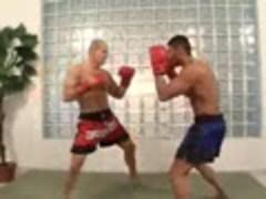 Boxing Vs blackbelt